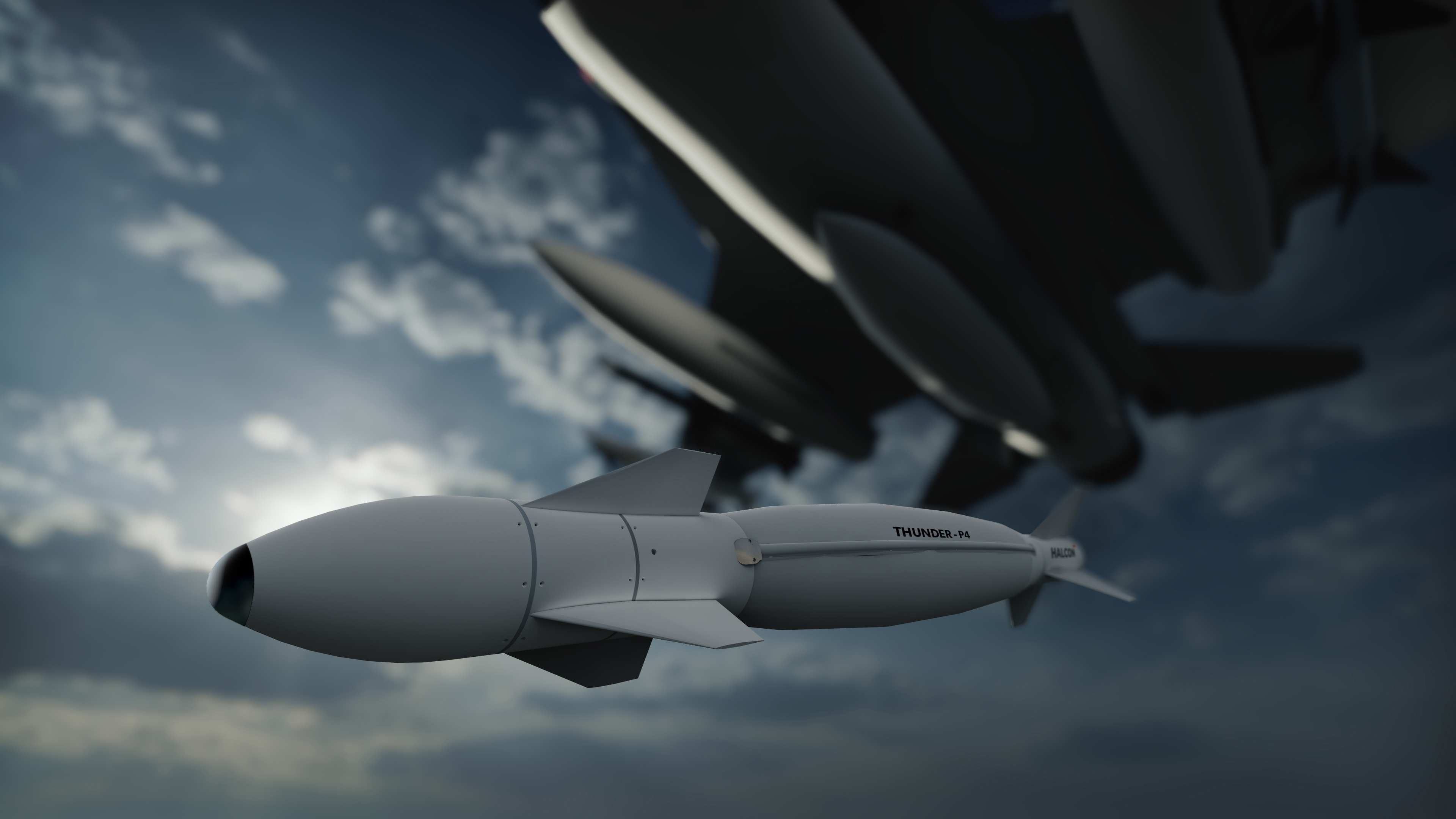 Thunder precision guided munitions system